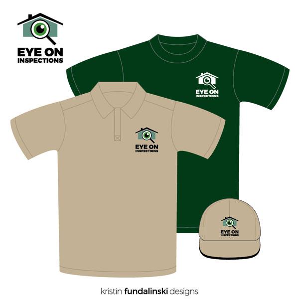 Fundalinski - T-Shirt Design - Home Inspector