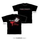 Fundalinski - T-Shirt Design - Tae Kwon-do (1)