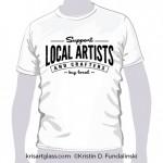 T-shirt Design - Local Artists
