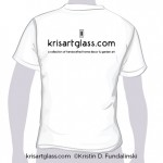 T-shirt Design - Local Artists, back