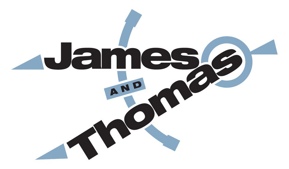 Jame and Thomas