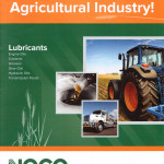 Agricultural Mailer, Cover