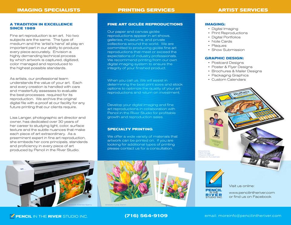 Brochures  Kristin Fundalinski Designs