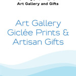 River Art Gallery and Gifts - Brochure - Cover