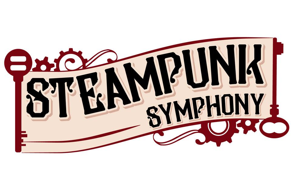 Steampunk Symphony logo