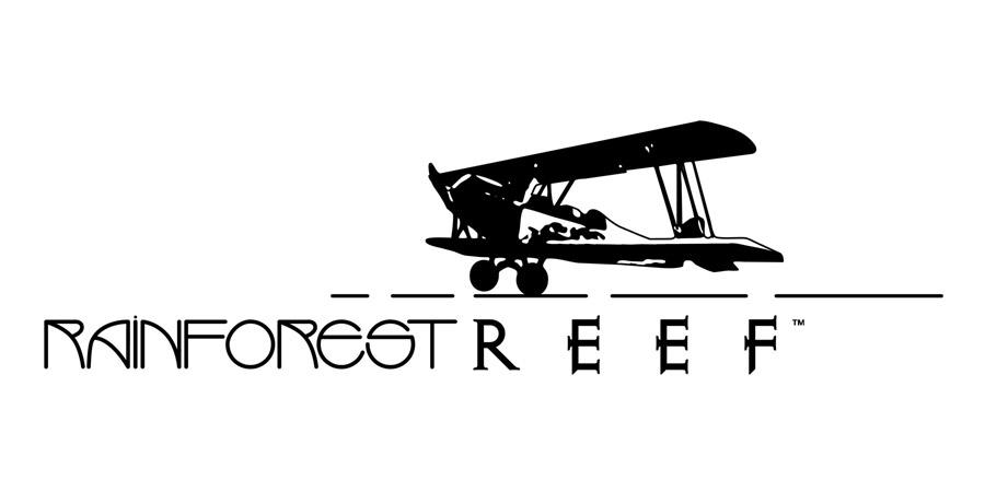 Rainforest Reef logo