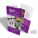 Tri-Fold Brochure - Kris Art Glass