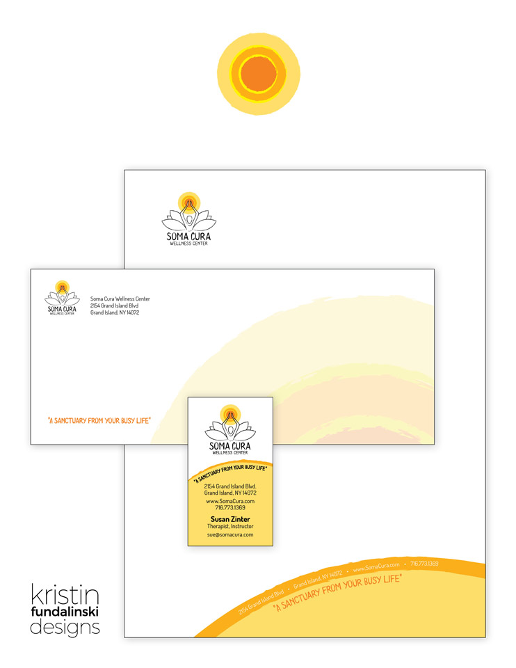 Fundalinski - Stationery - Soma Cura Wellness Center