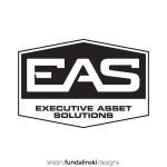 Fundalinski - Logo - EAS (Black & White)